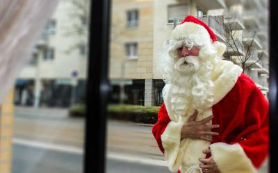 Der Nikolaus ist zu Besuch in Nezabudka 2