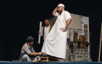 "Szenen aus dem Musical ""1001 Jeans"""