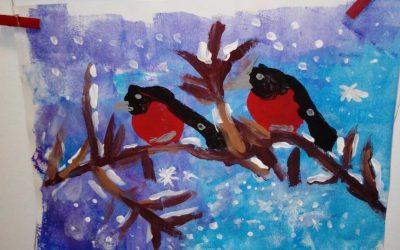 "Nezabudka 2 sagt ""Winter ade!"""