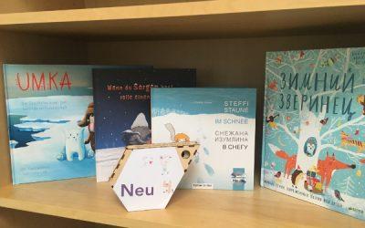 """Nezabudka 4: Büchersammlung zum Thema """"Winter"""""""