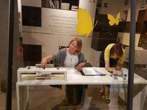 Nezabudka 2 Konzeptionstag im Museum Wortreich, Bad Hersfeld