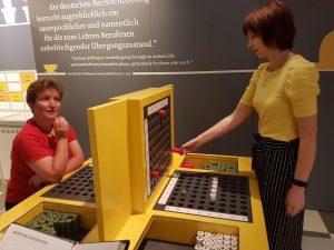 Konzeptionstag Nezabudka 1 Museum Wortreich in Bad Hersfeld