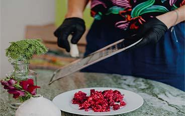 EINLADUNG – vegetarischer Kochkurs